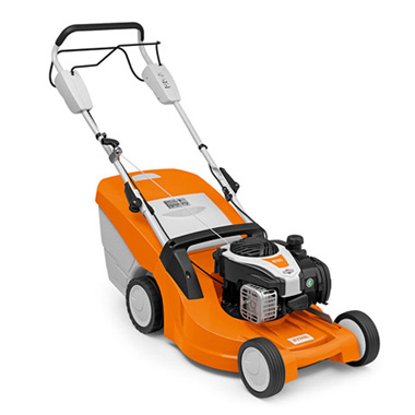 Stihl Rm 448 Tx 18 Quot Polymer Deck Self Drive Lawnmower